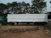 Karoseri Wing Box Trailer