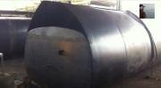 Konstruksi karoseri tangki